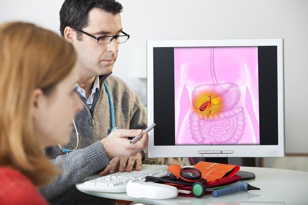 Клиническая картина острого холецистита