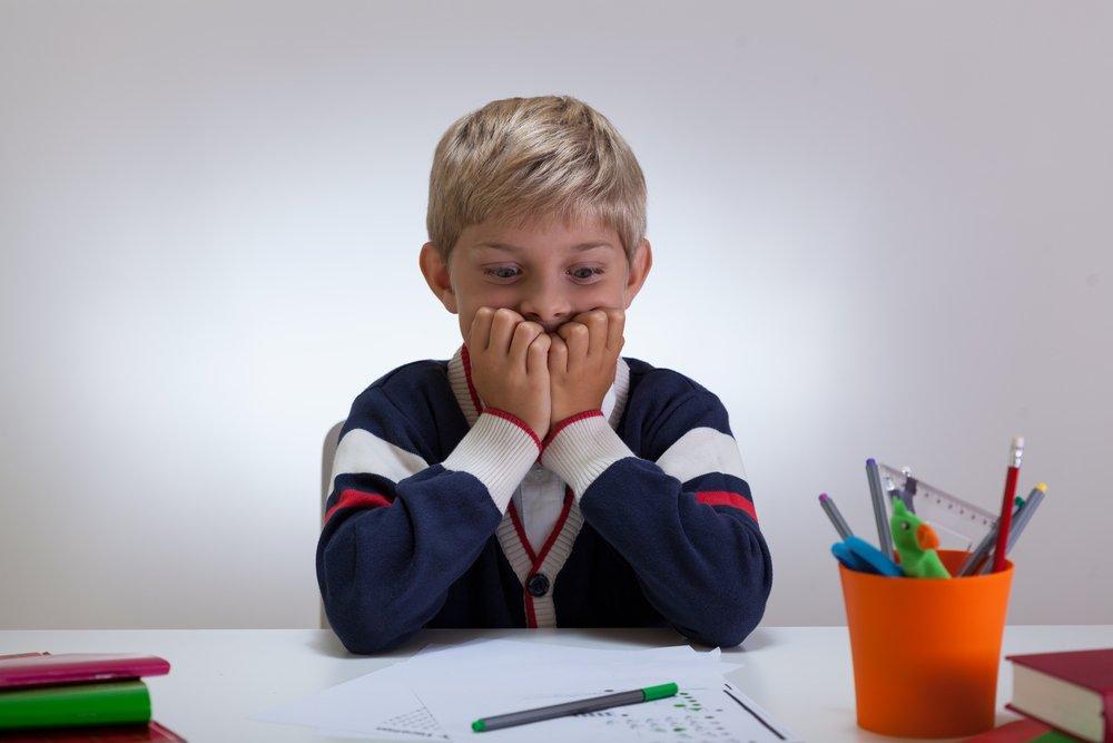 Не пугайте ребенка учительницей и школой