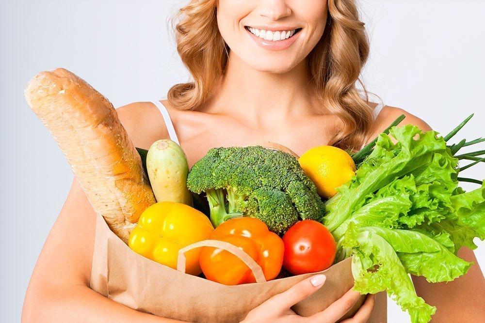 диета против отечности тела