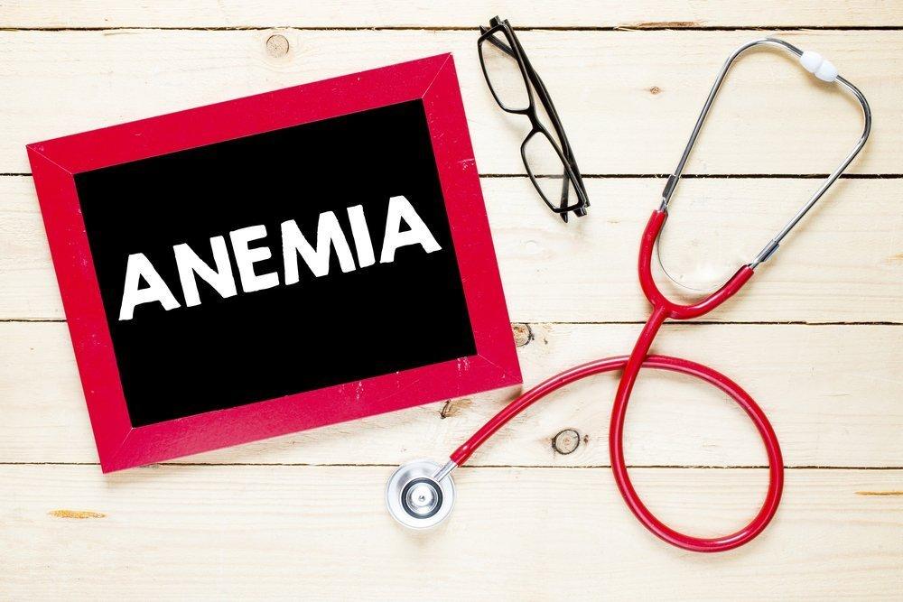 Причины анемии у женщин