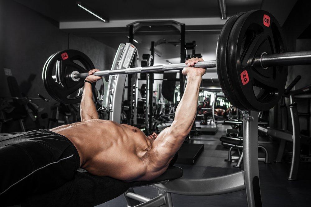Варианты фитнес-программ для тренировки грудных мышц