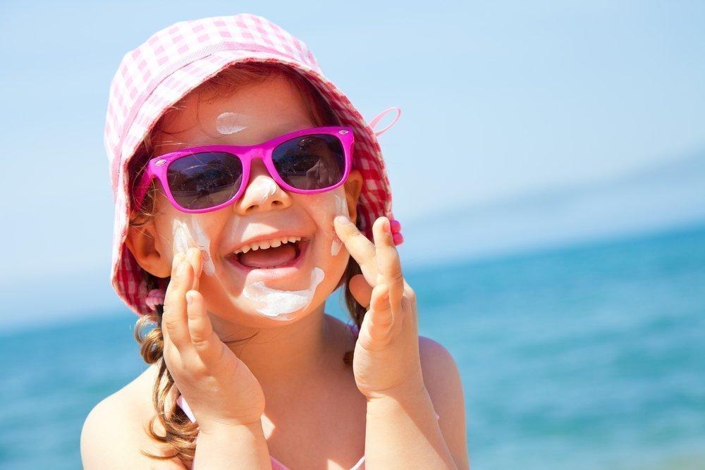4. Естественная защита детей от солнца