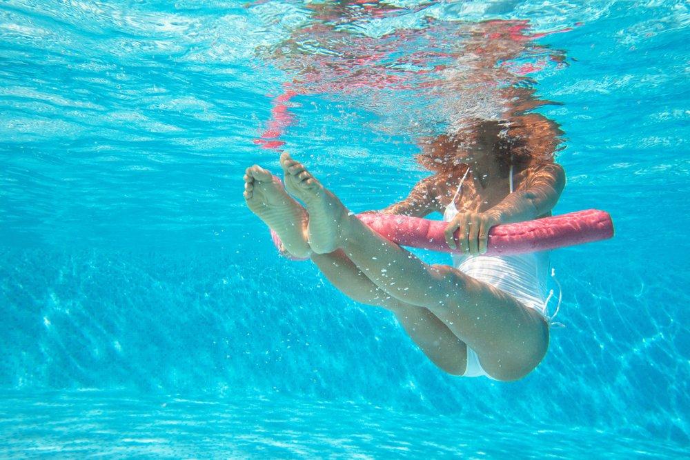 Что собой представляет фитнес в воде?