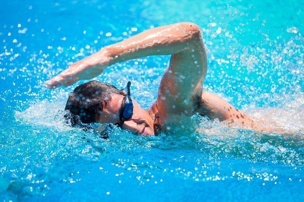 Пример фитнес-тренировки для мужчин