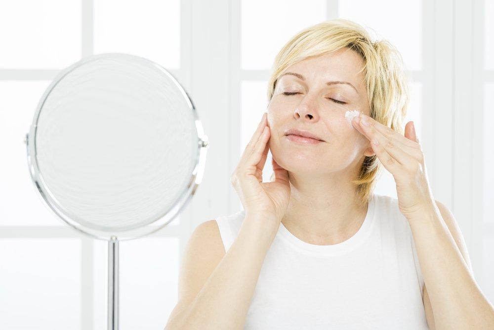 Домашние рецепты для увядающей кожи