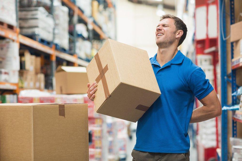 Миф о поднятии тяжестей