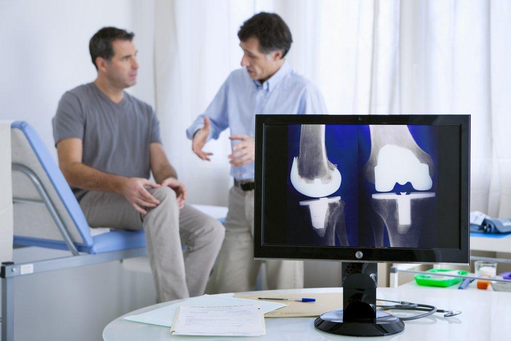 Осложнения после операций по восстановлению суставов