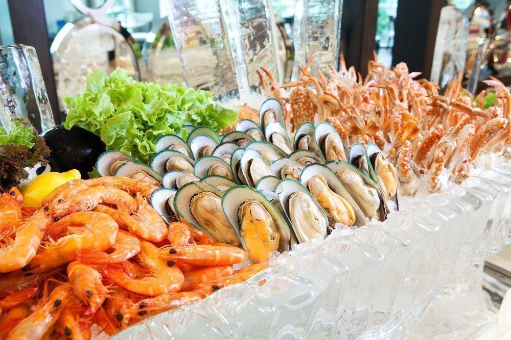 Паразиты в морепродуктах
