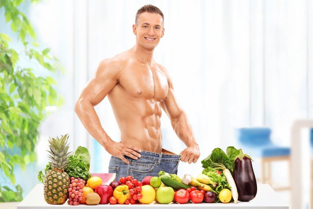 Принципы правильного питания для мужчин