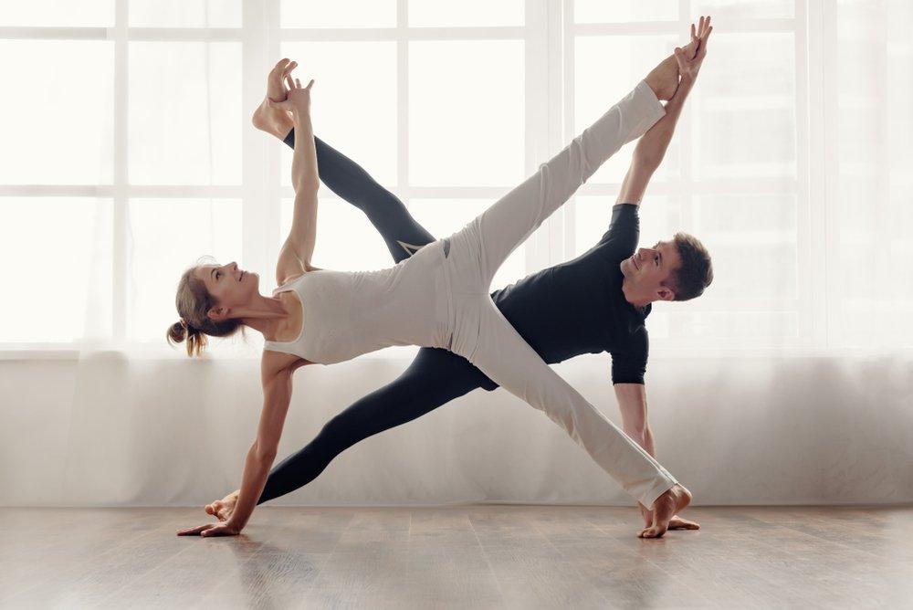 Что такое парная йога?