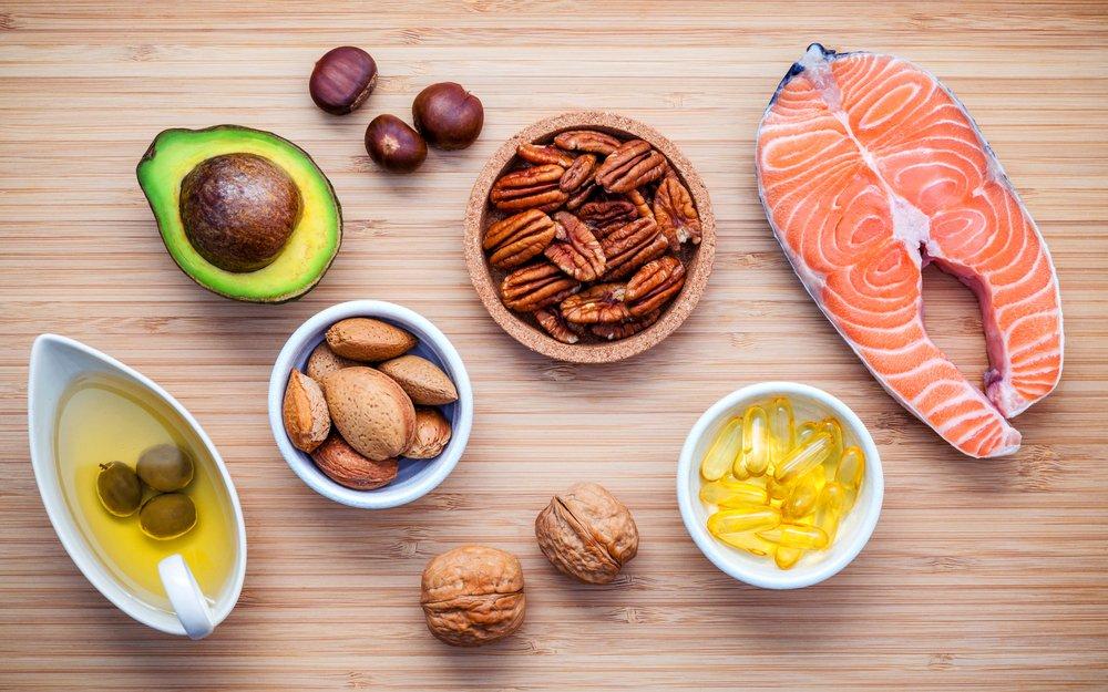 Продукты питания для улучшения памяти