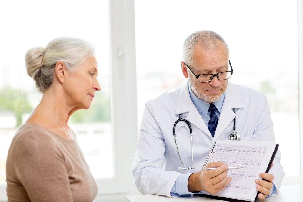 Лечение мерцательной аритмии