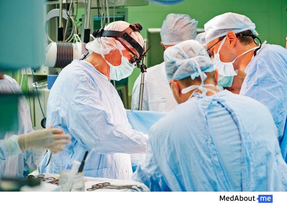 Виды трансплантации