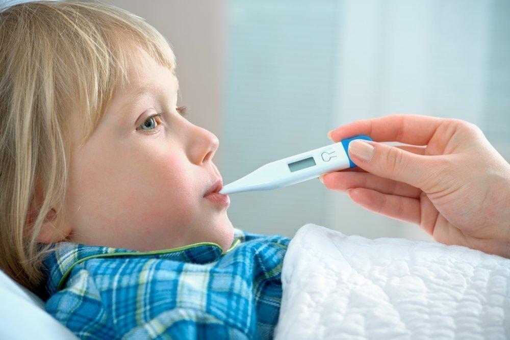 Лихорадка у ребенка: когда нужна неотложка