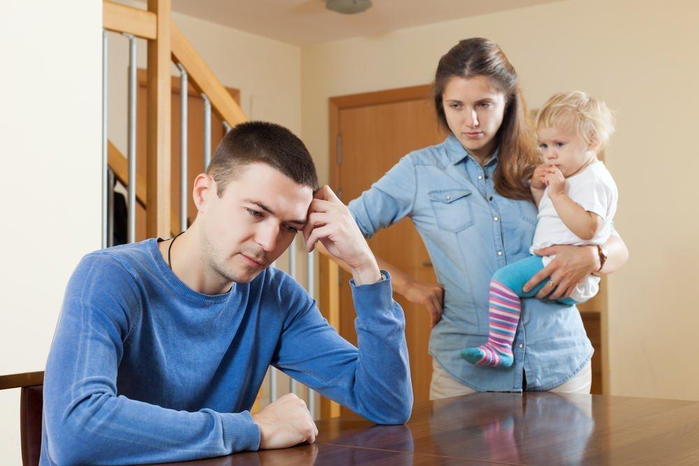Картинка семейные скандалы