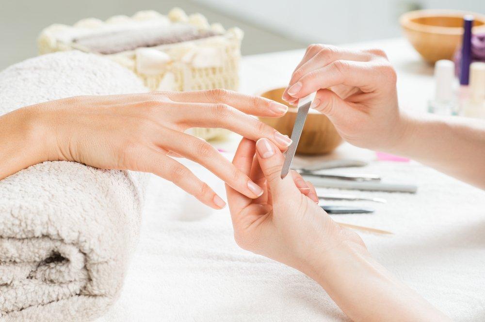 Правильный уход за ногтями