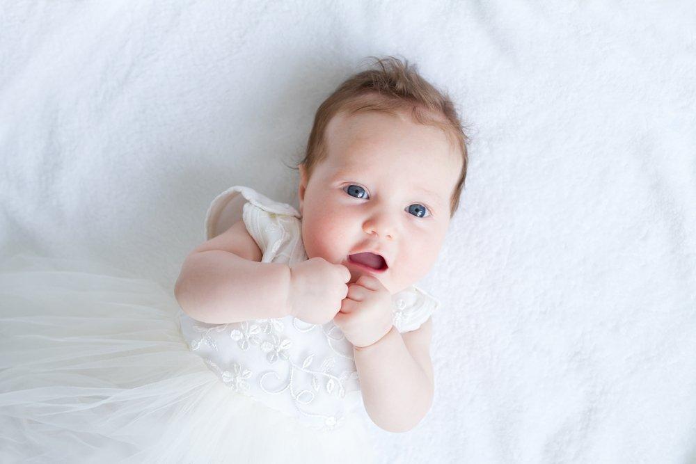 Близорукость у малыша