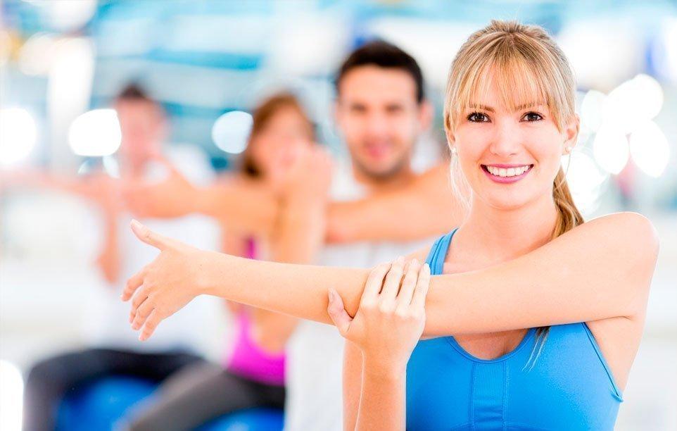 Особенности фитнеса для начинающих поклонников ЗОЖ