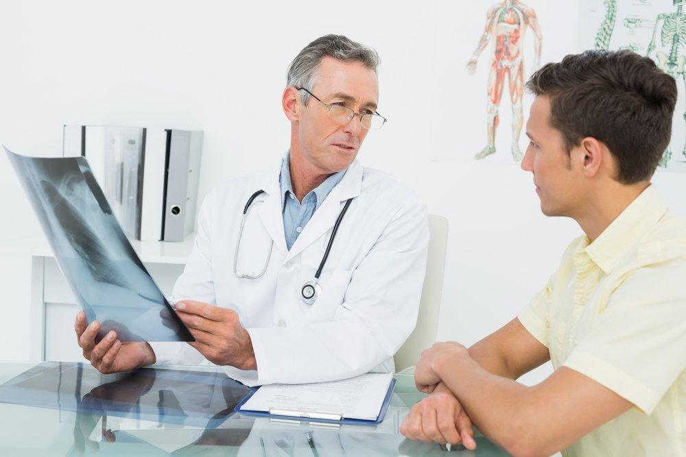 Диагностика и лечение болезни
