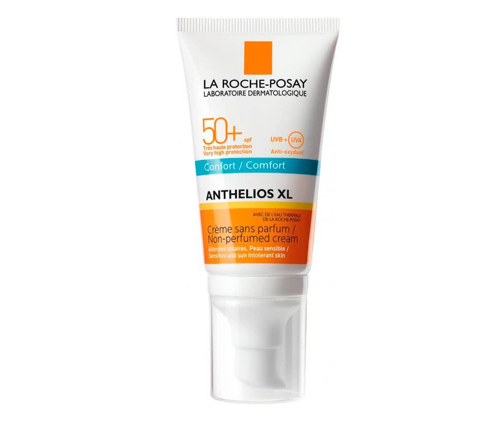 Anthelios Xl Тающий Крем 50+, La Roche Posay Источник: static.laroche-posay.ru