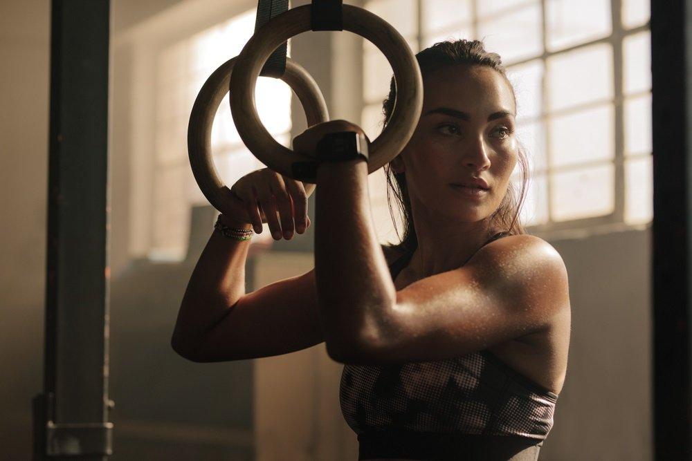 Красивый рельеф — результат силовых упражнений