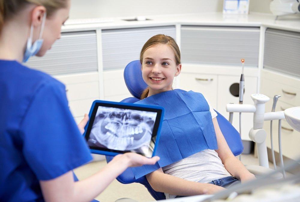 Виды острых травм зубов