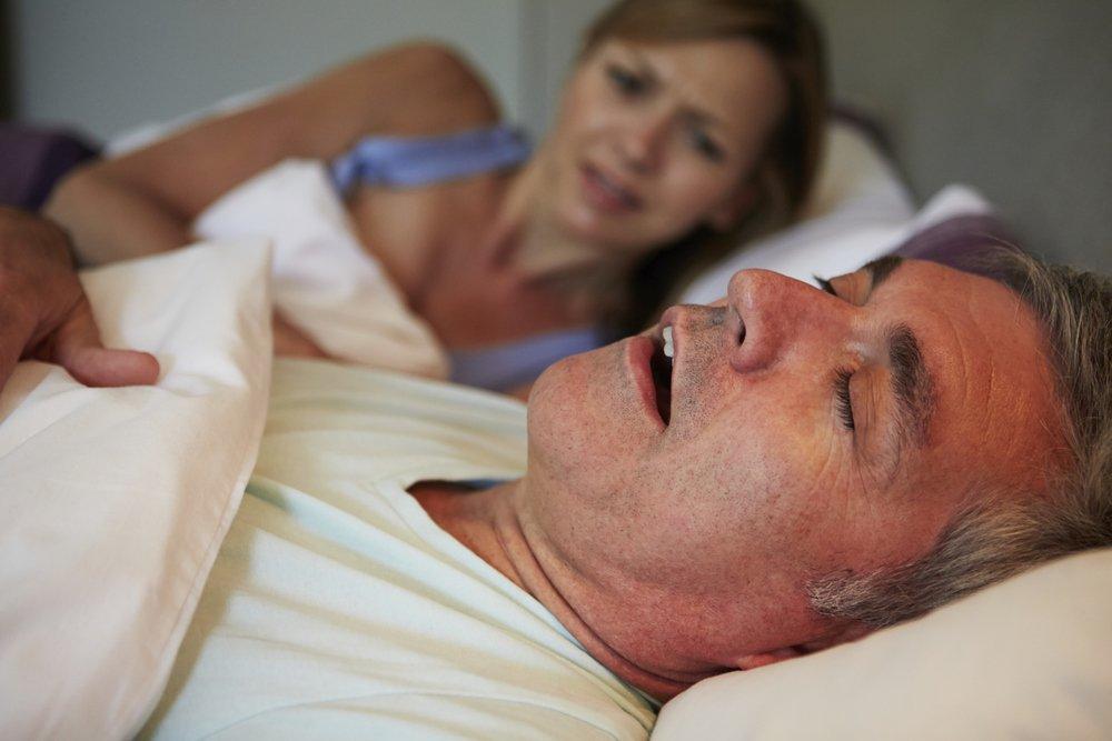Здоровый образ жизни и храп во сне