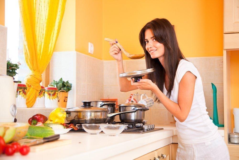 Здоровое питание с крапивой