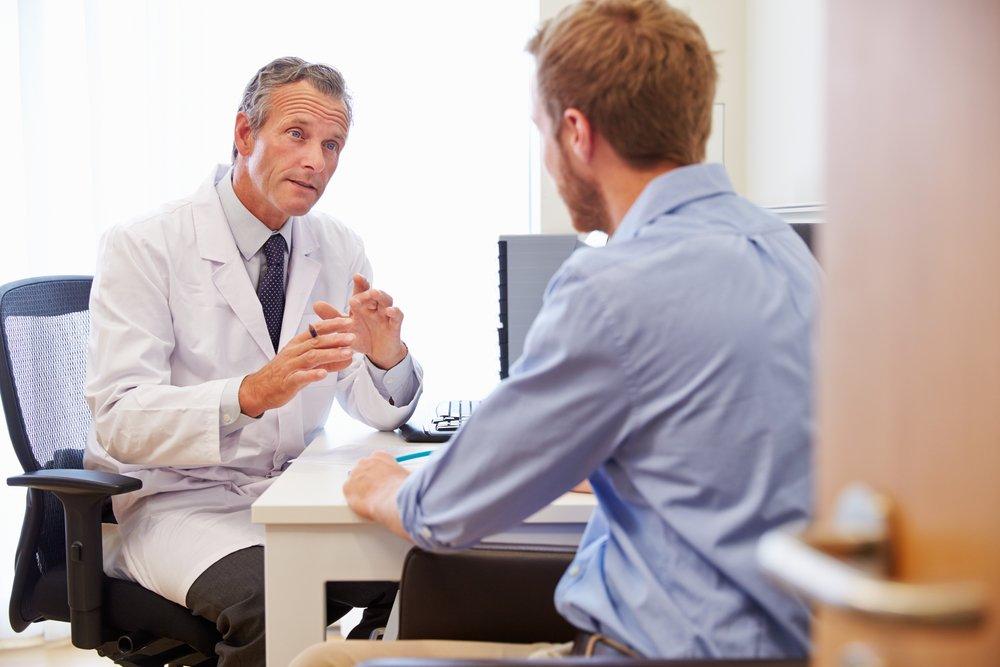 Простатит и воспаление десен: исследования американских ученых