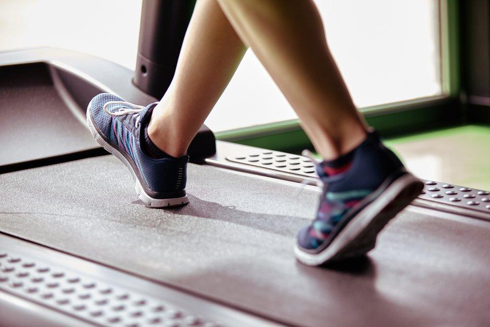 Только регулярные занятия помогут скинуть лишний вес