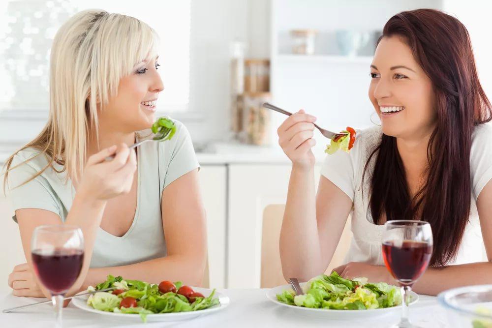 Рекомендации для правильного питания