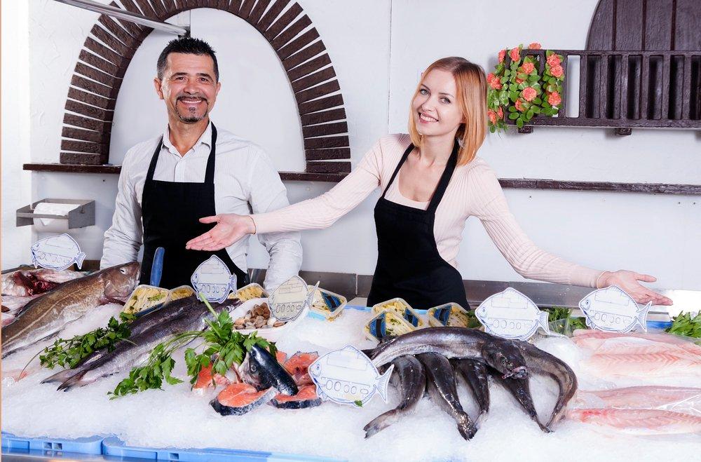Как выбирать рыбу и морепродукты для питания