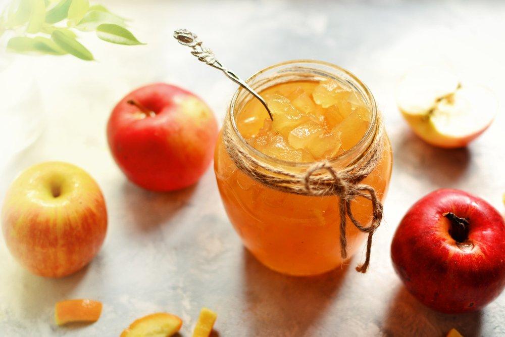 Рецепты варенья из яблок и апельсинов
