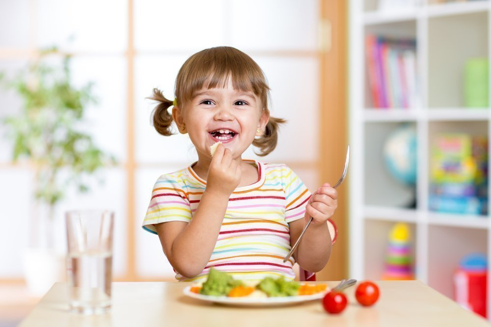 Ребенок и его аппетит