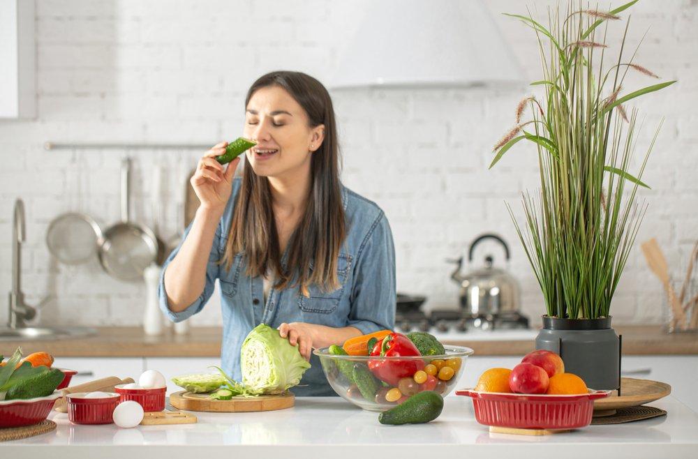 Точка отсчета: вегетарианские и веганские диеты