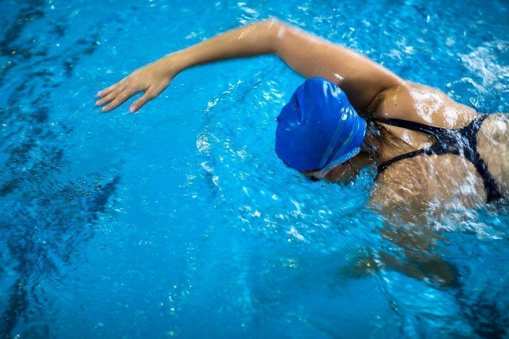 В чем польза занятий в воде?