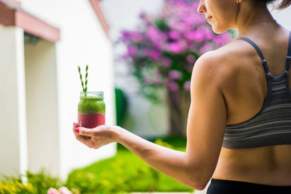Здоровое питание: основные принципы