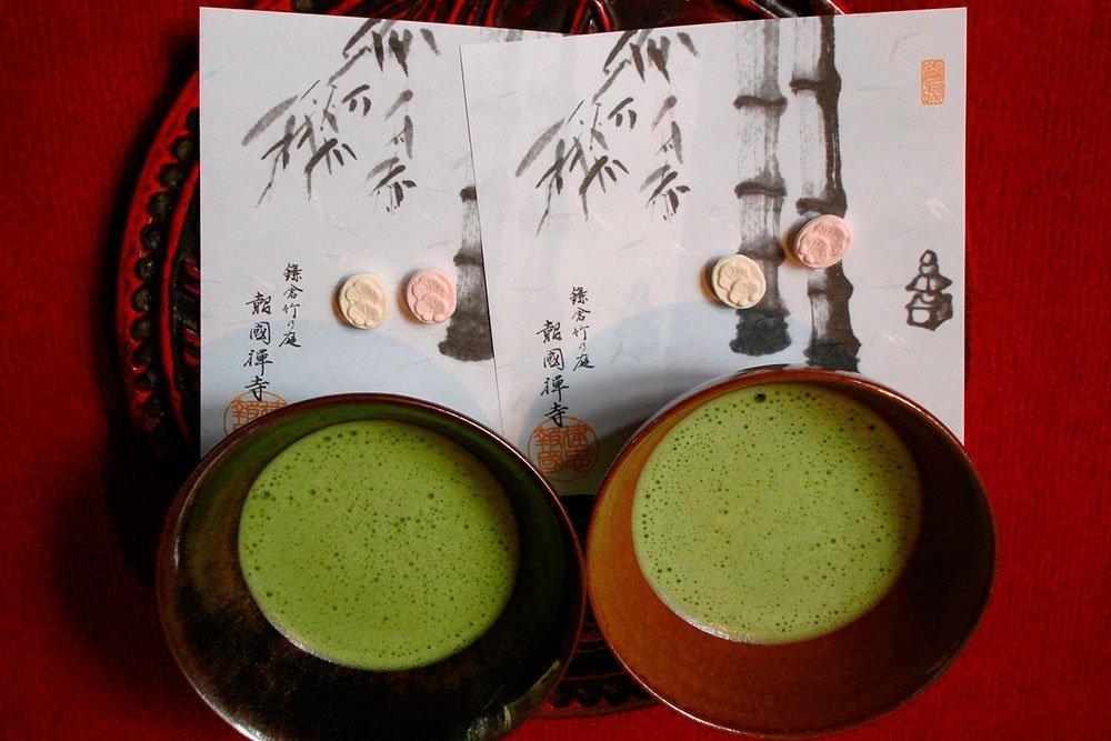 Зеленый чай для профилактики старения