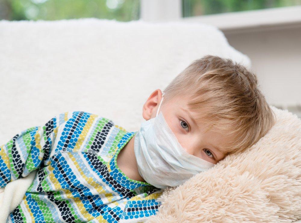Зачем детям маски?