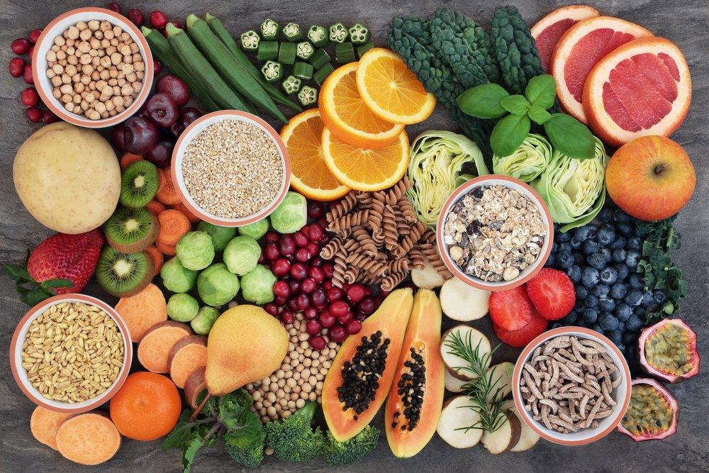 Как организовать питание на диете 20/80