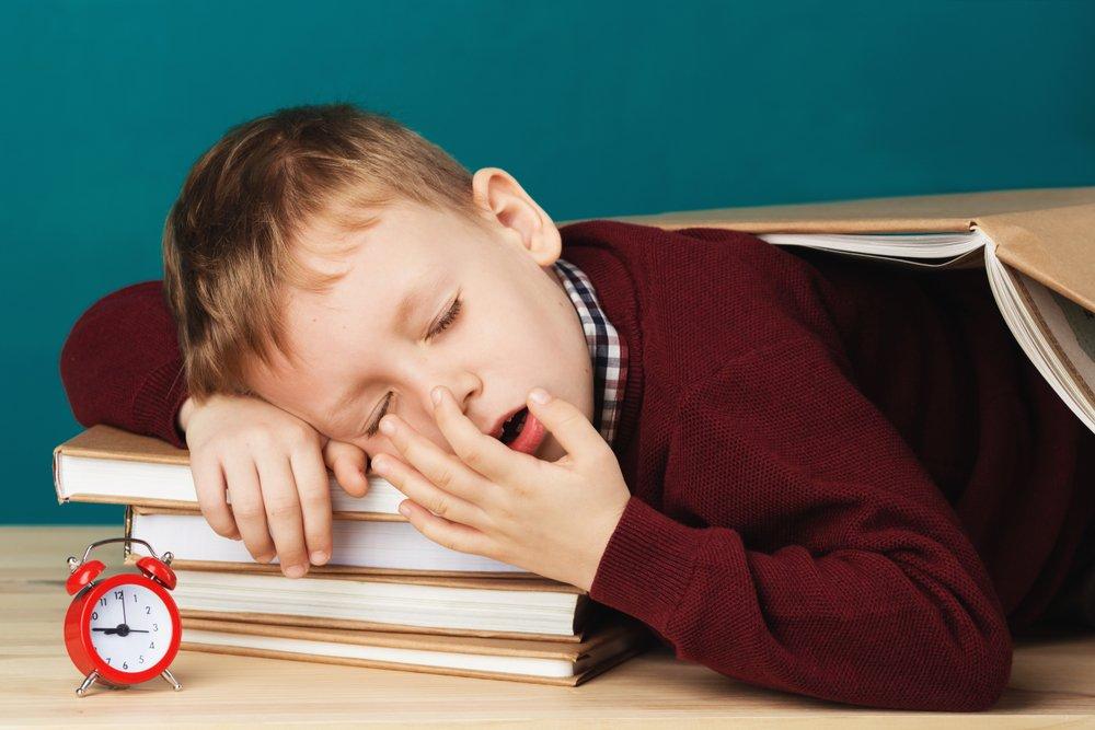 Психология поведения детей: почему нарушен режим