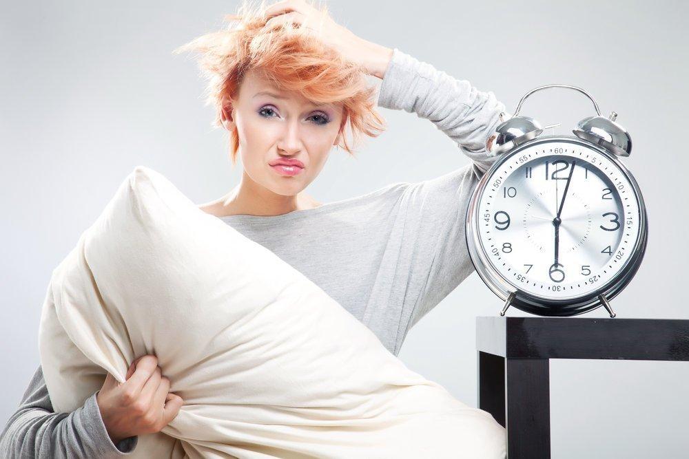 В каком возрасте чаще всего появляются проблемы со сном?
