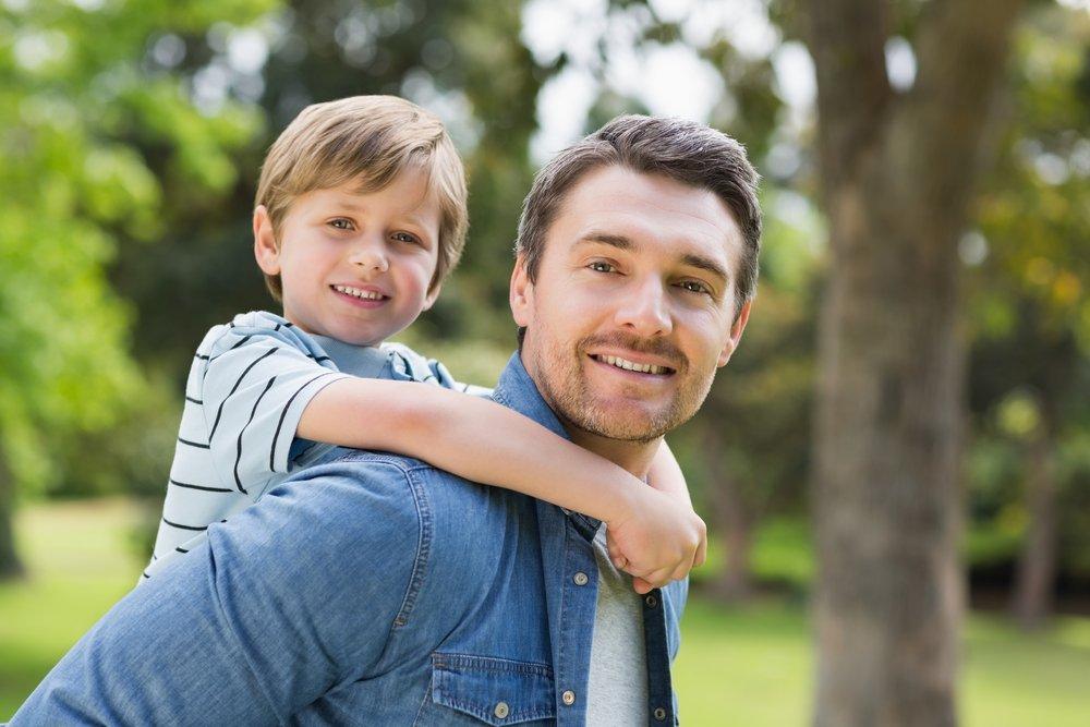 Роль отца в гармоничной семье