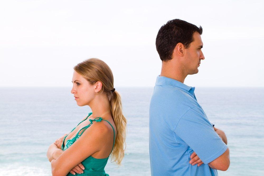 Стресс из-за конфликтов в отношениях