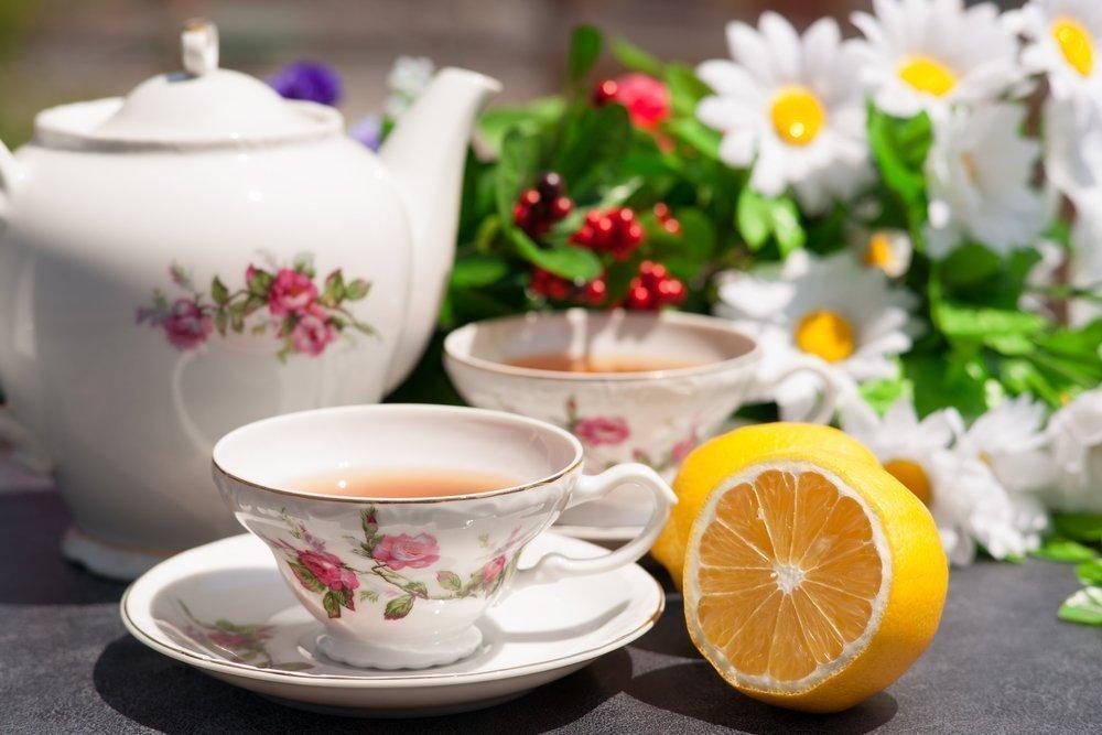 Рецепты полезного чая для иммунитета, здоровья и фигуры