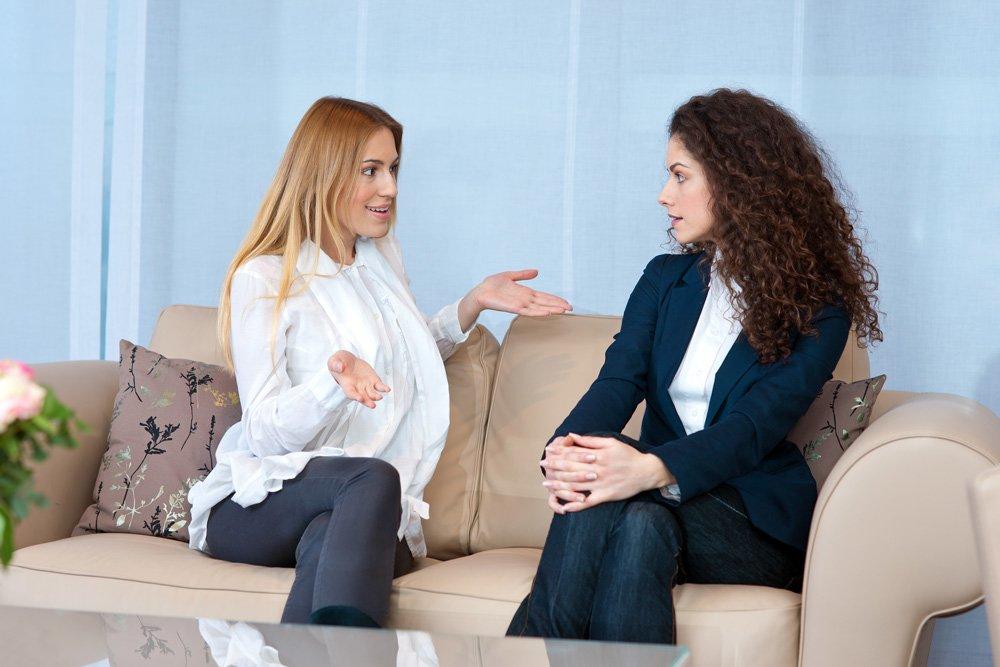 Говорите, чтобы избавиться от привычки молчать