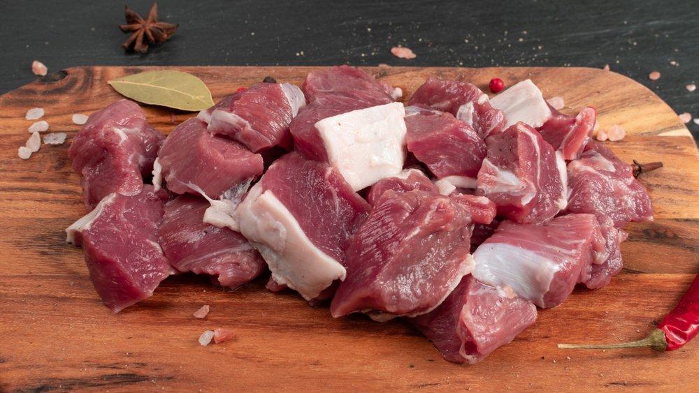Как приготовить антрекот из баранины?