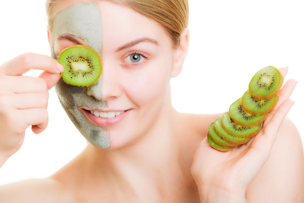Эффективный уход за кожей: маски с киви