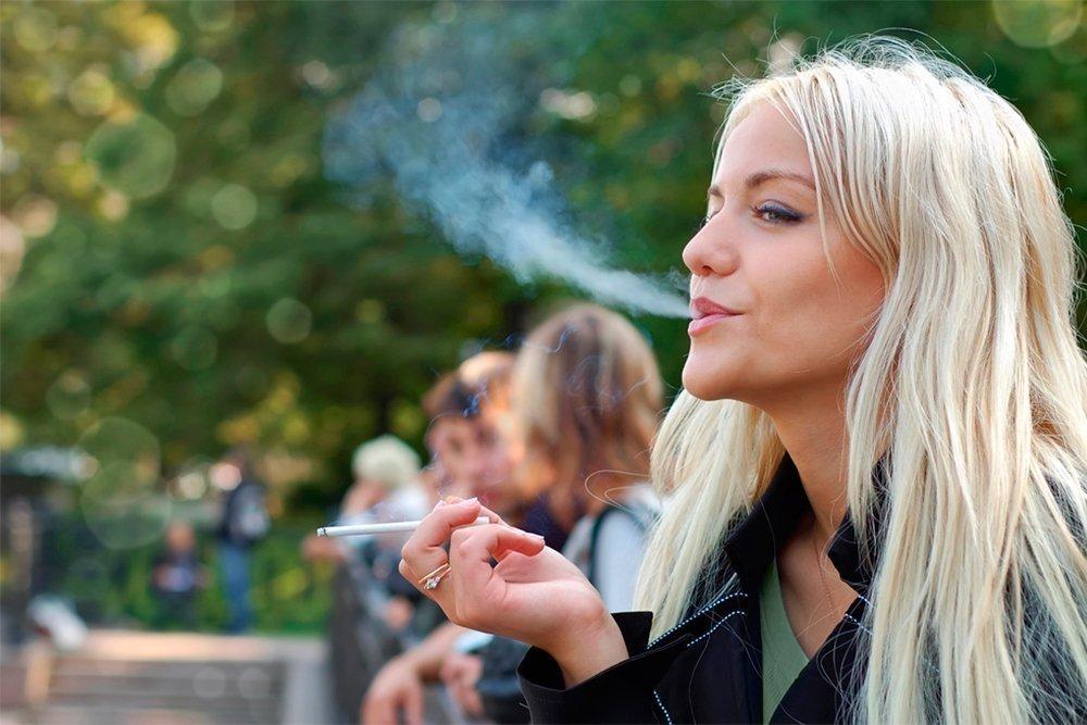 Дым против легкого дыхания