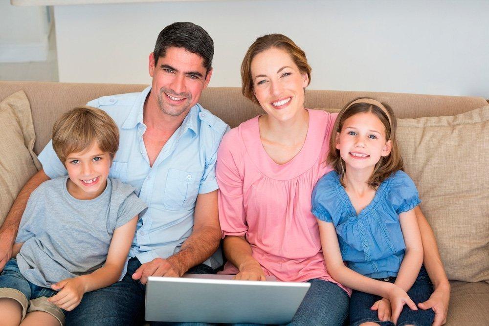 Красота новых отношений в семье: любовь и прощение